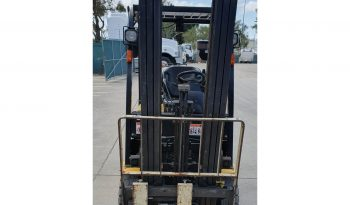 Yale GLP20AK 2Ton Container Entry (Lift 4.84m) Petrol/LPG Forklift full