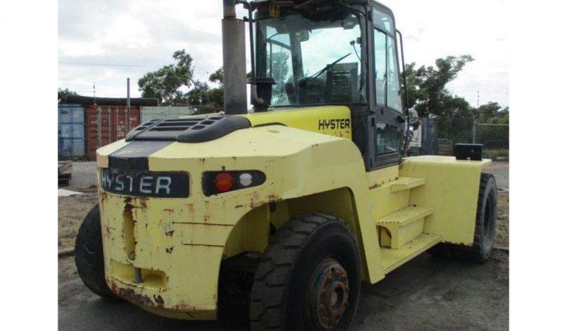 Hyster H12.00XM, 15.8Ton (9.9m Lift) Diesel Forklift full