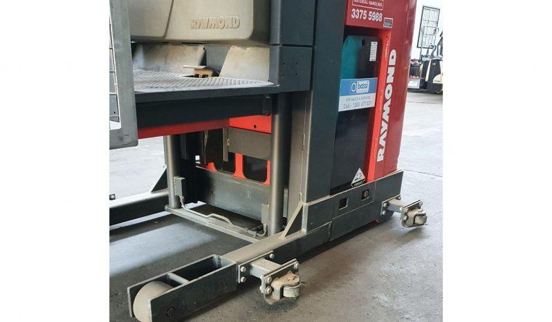 Raymond 520-OPC, 1.36Ton (6m Lift) StockPicker, 'LOW Hours' Forklift full