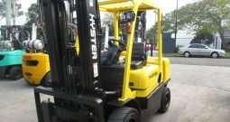 Hyster H2.5TX Container-Entry 2.5T (4.5m Lift) Diesel Forklift