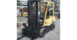 Hyster H2.5TX, 2.5Ton (Rotator 180) Diesel Forklift