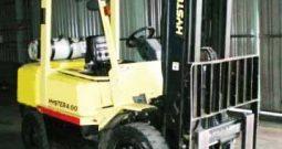 Hyster H4.00DX, 4Ton (4.9m Lift) V6 LPG Forklift