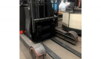 Linde R20S Rider-Reach 2Ton Electric (8.25m Lift) Forklift full