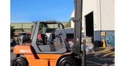 Toyota 5FG60, 6Ton (5.1m Lift) LPG Forklift