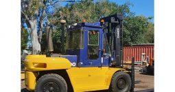 Komatsu FD100-6, 10Ton (4m Lift) Diesel forklift