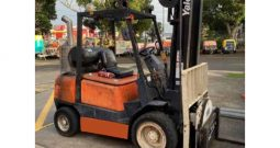 """Yale GDP30TH """"Flame Proof"""" 3Ton (3.7m LIFT) Diesel Forklift"""