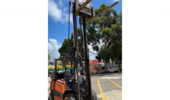 "Yale GDP30TH ""Flame Proof"" 3Ton (3.7m LIFT) Diesel Forklift full"