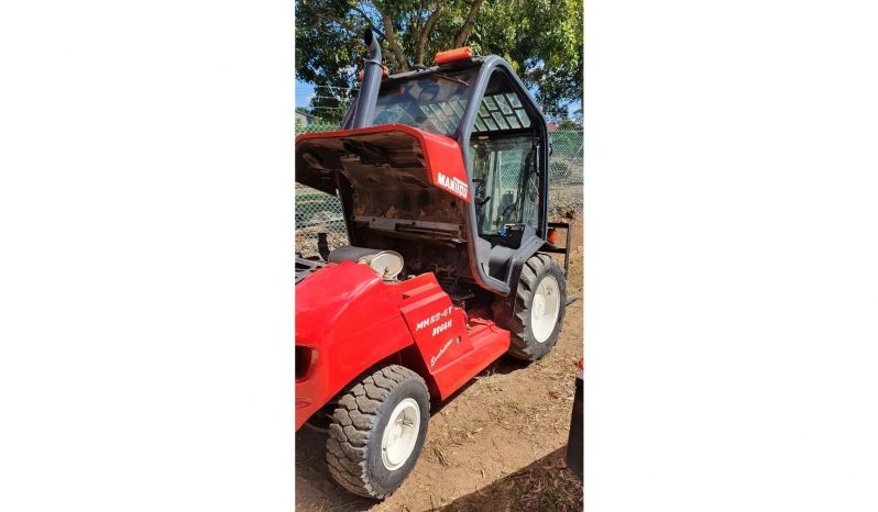 Manitou MH25-4T, 4WD, 2.5Ton (3.7m Lift) Container Entry, Diesel Forklift full