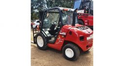 Manitou MH25-4T, 4WD, 2.5Ton (3.7m Lift) Container Entry, Diesel Forklift