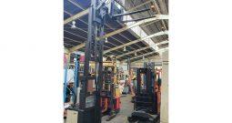 Crown 30WR3000TT152, 1.5Ton (3.8m Lift) Electric Forklift