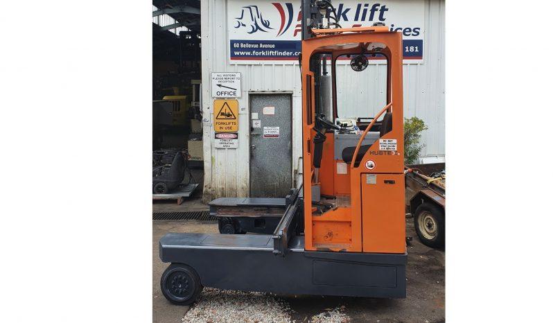 Hubtex DQ30G, 3Ton (6.5m Lift) Multi-Directional LPG Forklift full