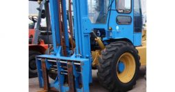 Omega 2218-10, 4WD 4.5Ton (5.5m Lift) LowHrs, a/c Diesel Forklift