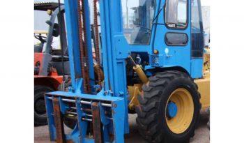 Omega 2218-10, 4WD 4.5Ton (5.5m Lift) LowHrs, a/c Diesel Forklift full