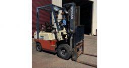 Nissan JO1A18U 1.75Ton (4.3m Lift) LPG/Petrol Forklift