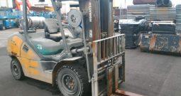 Komatsu FG45T-10, 4.1Ton (4m Lift) Container Entry LPG Forklift