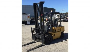 Yale GP25RD 2.5Ton (4m Lift) LPG Forklift full